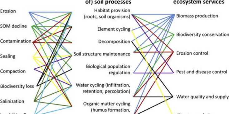 soil quality graph