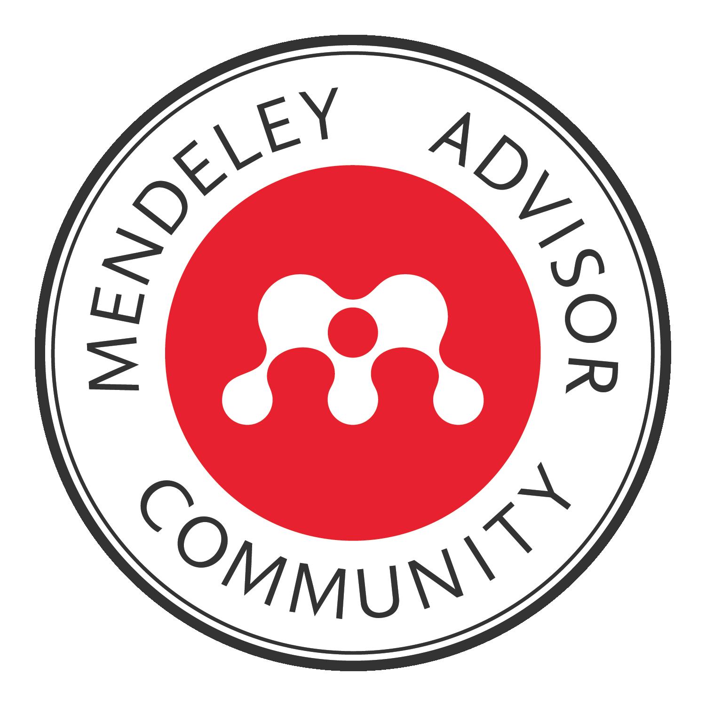 Mendeley Advisor Community logo_Color
